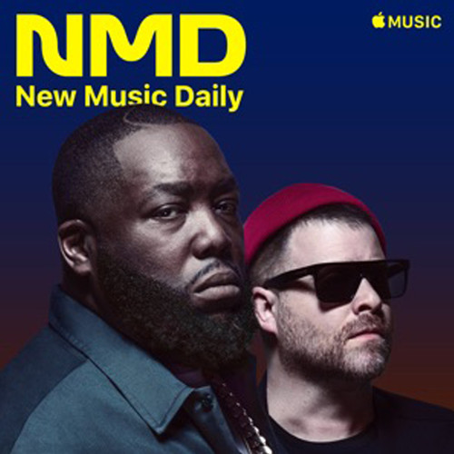 Apple Music/New Music Daily/Playlist Inclusion