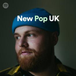 Spotify/New Pop UK/Playlist Inclusion