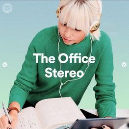 Spotify/Editorial-TheOfficeStereo/Playlist Inclusion
