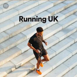 Spotify/Running UK/Playlist Inclusion