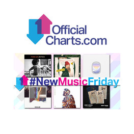 Official Charts/#New Music Friday/Noteable mention