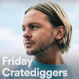 Spotify/Editorial-FridayCratediggers/Playlist Inclusion