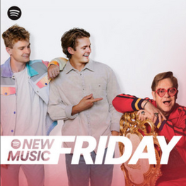 Spotify/New Music Friday/Playlist Inclusion