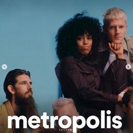 Spotify/Editorial-Spotify Metropolis/Playlist Inclusion