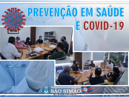 Prefeitura decreta medidas emergências para conter a contaminação pelo Covid-19