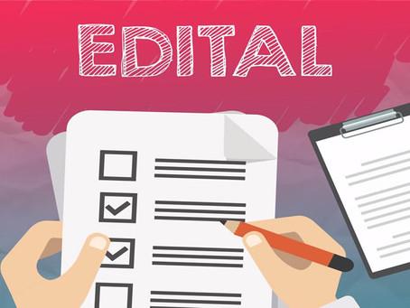 Edital De Homologação Processo Seletivo 001/2021