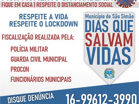 Fiscalização Municipal no combate a Pandemia de COVID-19