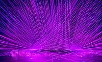 RTI Neo Six laser light show