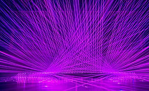 Laser light show. A great visual effect for stages, live gigs, nightclubs, show productions and any event which requires a unique visual enhancement.