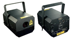 Blitz Tipo is a small, lightweight, flight friendly, green coloured laser system