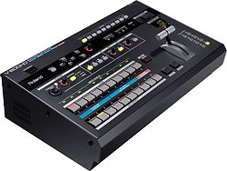 The V-800HD Live Video Switcher is ideal for any live event or installation that requires the freedom to connect any type of source whether it be digital or analog, computer or video format.