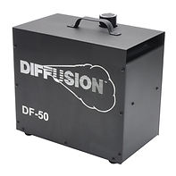 The DF-50 DiffusionHazer is ranked as one of the most cost-effective foggers available in the entertainment industry. It creates just the right ambience in the venue, yet produces no odour! Perfect for live performances/live production.