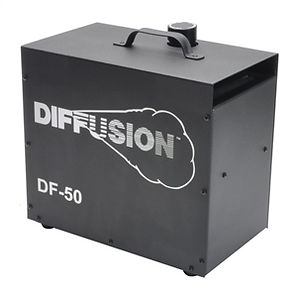 The DF-50 Diffusion Hazer is ranked as one of the most cost-effective foggers available in the entertainment industry. It creates just the right ambience in the venue, yet produces no odour! Perfect for live performances/live production.