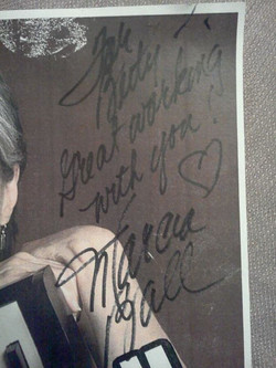 Some love from Marcia Ball
