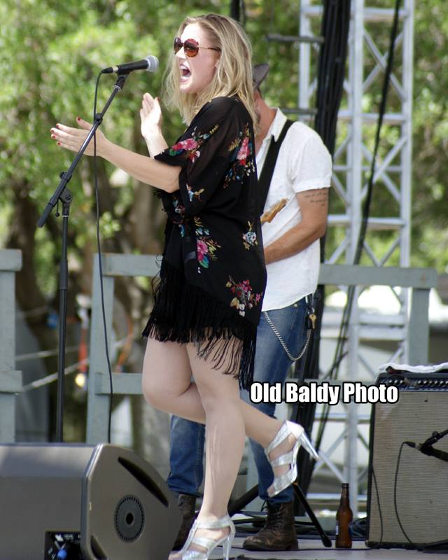 Live at the Tampa Bay Blues Festival