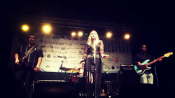 Betty Fox Band Live