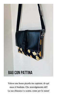 Stock Bag Pattina Gingko