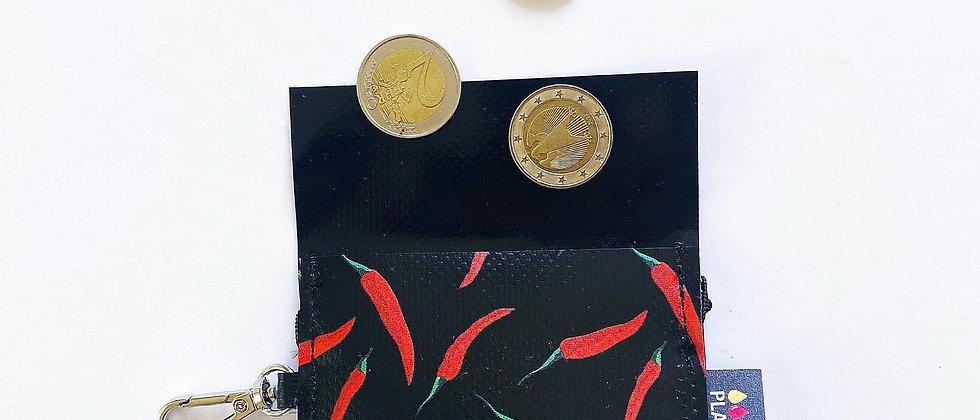 Porta monete Peperoncini