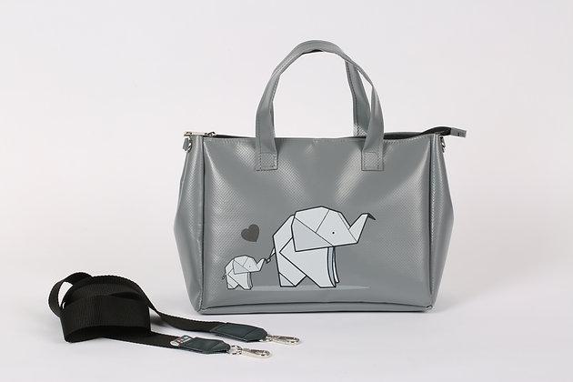 Bauletto Elefanti Origami