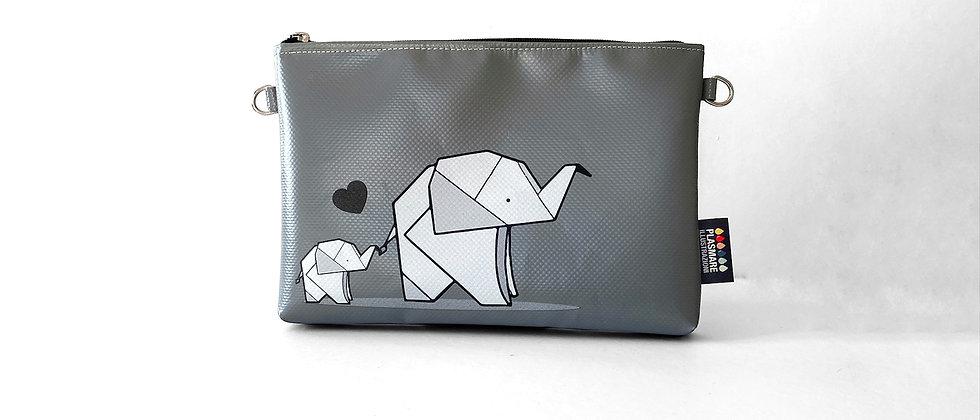 Pochette Elefanti Origami