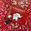 Thumbnail: Pochette Elefanti Origami Nero