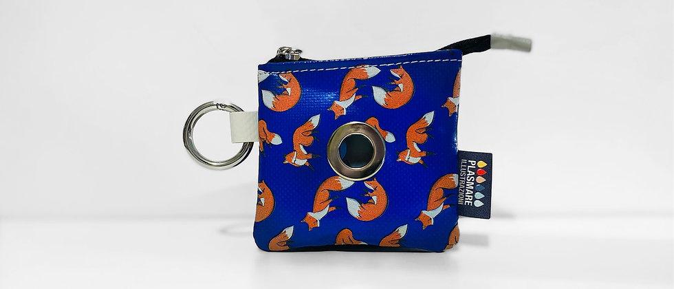 Porta sacchettini Fox