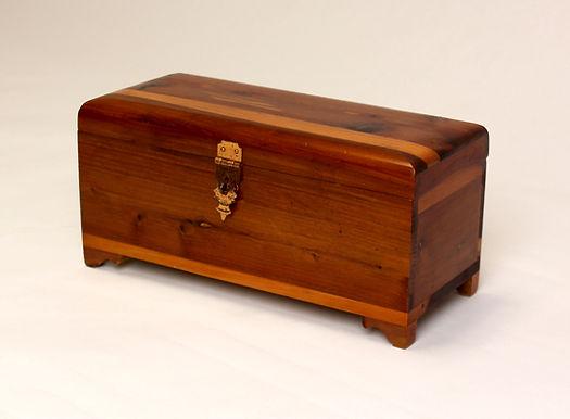 Lane cedar box height