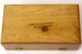 Lane Cedar Box bottom stamp