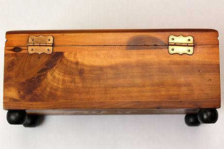 Lane cedar box hinges - mortisedls