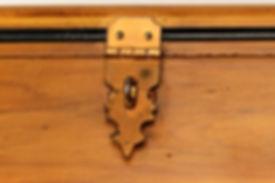 Lane Cedar Box Lock Hasp and Hook