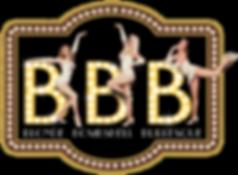 Blonde Bombshell Burlesque München Logo