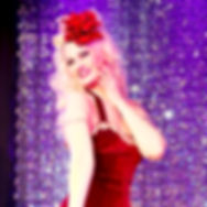 Rose Rainbow Blonde Bombshell Burlesque München