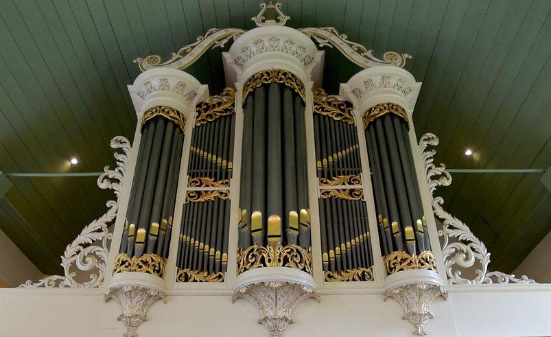 Naber/Armbrost-orgel Protestantse Kerk Uitwijk