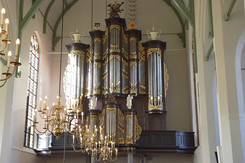 Lohman-orgel Catharijnekerk Heusden