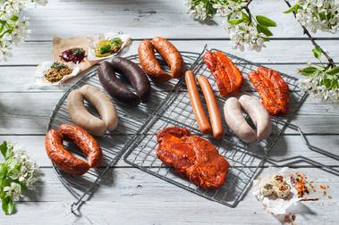 Produkty na grill JBB - plakat - Food Style.com.pl