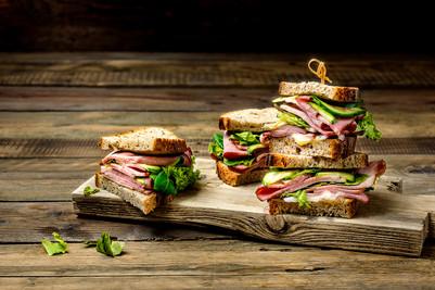 Kanapki w stylu New York - FoodStyle.com.pl