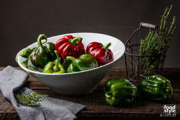 Zdjęcie kompozycyjne, editorial - FoodStyle.com.pl
