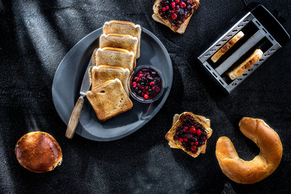Fotografia reklamowa pieczywa - FoodStyle.com.pl