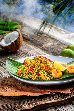 Tajskie danie, propozycja podania - FoodStyle.com.pl