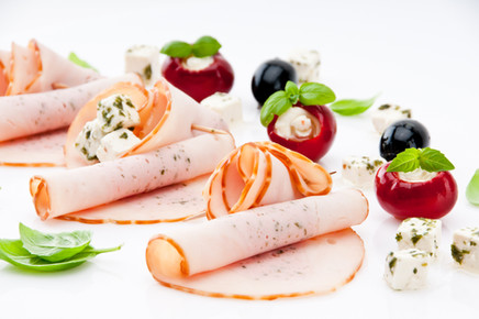 Garnirowanie wędlin - FoodStyle.com.pl