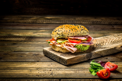 Porchetta włoska kanapka - FoodStyle.com.pl