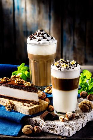Plakat promocyjny kawy - FoodStyle.com.pl