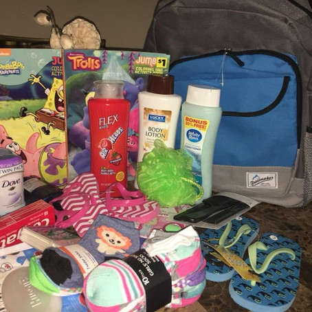 Middletown woman seeking book bags, other donations for foster children