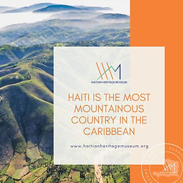 Haitian heritage museum is the 1st haiti