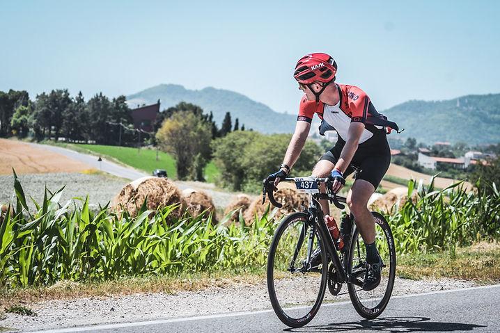 s customized full carbon road bike close to Riccione. Zeen bikes, Italian vision with Swiss precision