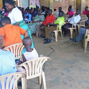 UGANDA CHURCH MARKS 20TH YEAR