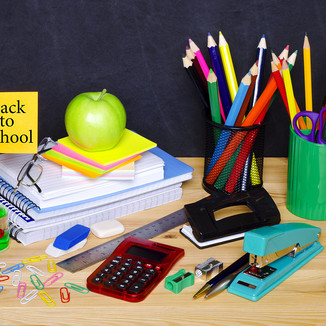 IT'S BACKPACK & SCHOOL SUPPLY TIME!