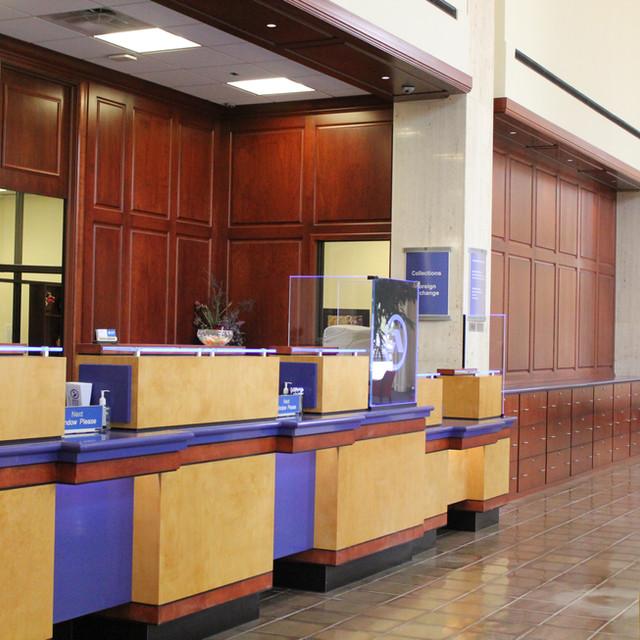 ANB Plaza 1.Teller station.JPG