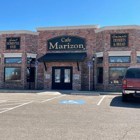 Cafe Marizon, Hillside