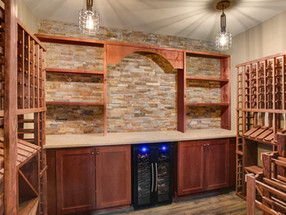 Beautiful Basement Remodel